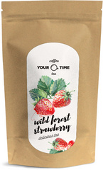 Wild forest strawberry